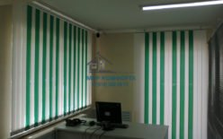 Вертикальные и горизонтальные жалюзи АК Барс Банк ул.Тургенева