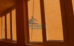 Кассетные шторы на лоджию г.Краснодар ФМР